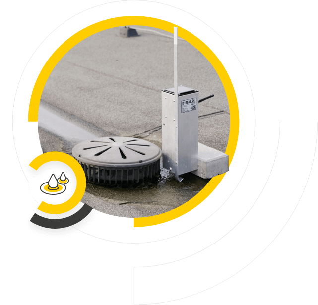 Detekcja Spiętrzenia Wody od Sense Monitoring