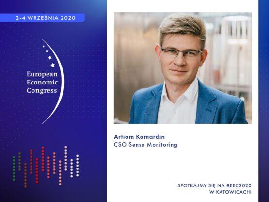 Sense Monitoring wizytuje Europejski Kongres Gospodarczy
