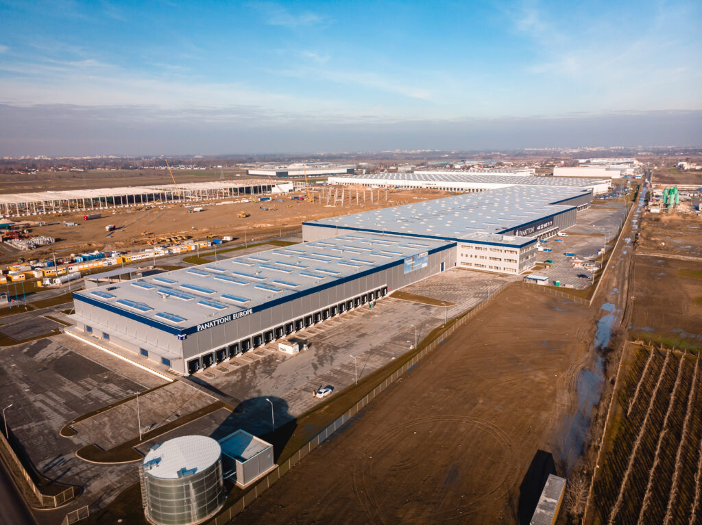 Platforma Inteligentny Dach jest nowym standardem wyposażenia obiektów ROHLIG SUUS Logistics.