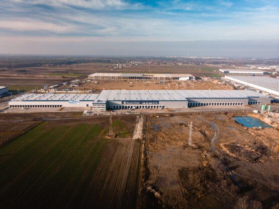 Nowe wdrożenie Platformy Inteligentny Dach dla ROHLIG SUUS Logistics