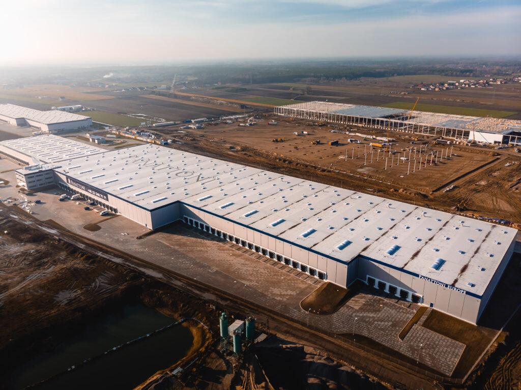 Platforma Inteligentny Dach działa w tym obiekcie ROHLIG SUUS Logistics.