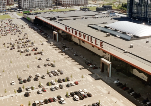 centrum handlowe REtroville